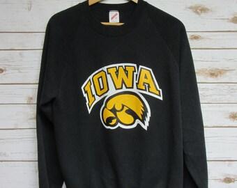 Iowa football   Etsy