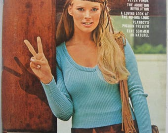 Playboy September 1970 like new condition, beautiful! FREE SHIPPING