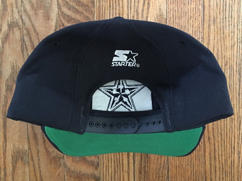a8ed0cc87 Vintage 90s Starter Dallas Cowboys NFL Snapback Hat Baseball Cap ...