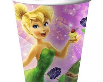 Tinker Bell ''Sweet Treats'' Paper Cups 8ct