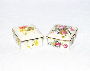 Trinket Boxes - The Petite Collection by Palissy