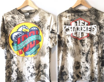 Vintage 1990 Billy Idol T-shirt // Charmed Life Tour