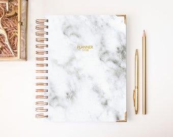 2017 Planner - 2017-2018 Planner - Weekly Planner - 2018 Weekly Planner - Planner - Custom Planner - 2018 Planner - 2018 Diary