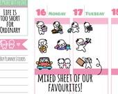 Munchkins - OnceMoreWithLove Year One Favourites Mixed Munchkin Sampler Sheet (M222)