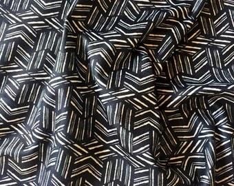 Geometric Fabric Velvet with Cube Design, modern textile, small scale design suitable for many craft or sewing projects, fashion & interiors