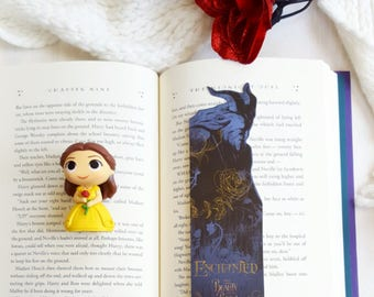 Beauty and the Beast - Enchanted - bookmark