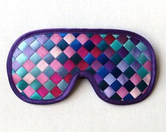 Vanilla Sky Sleep Mask Eye Mask Gift for Her