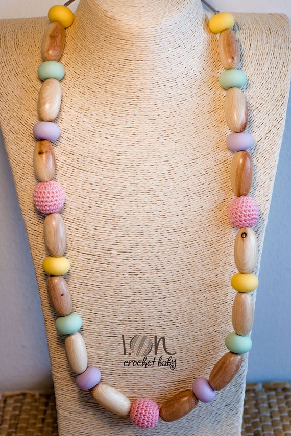 Teething Necklace - Silicone Necklace