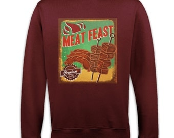 Meat Feast sweatshirt