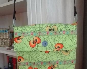 Children's bags cobwebs