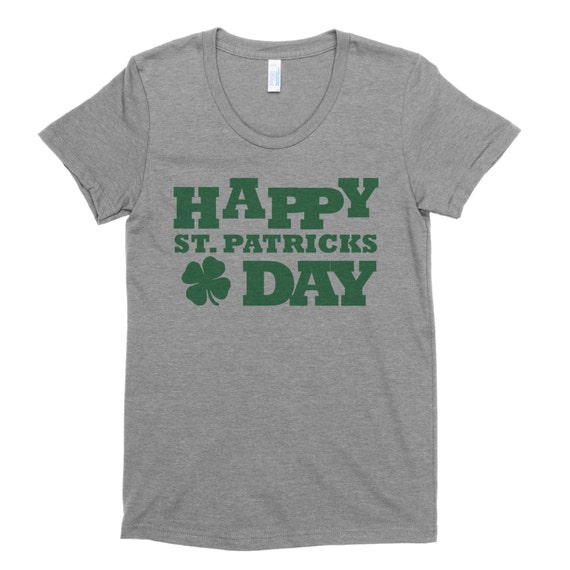St Patrick 39 S Day Shirt Ladies Fitted Tee By Spunkypineappleco