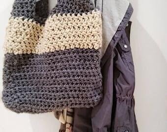 Crochet Tote bag: The Shopper