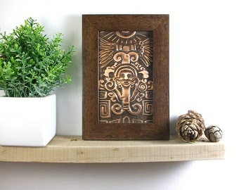 Wall decor, Handcrafted copper wall art, Wall art, Housewarrtming Gift, Home decor, Copper Wall Hanging
