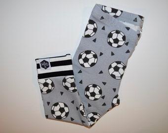 Soccer - Baby Leggings, Toddler Leggings