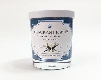 Percy Jackson | Scented Soy Wax Candle