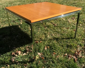 SALE: Early Florence Knoll coffee table