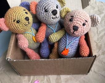 Rainbow bears
