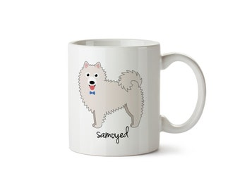 Samoyed Mug (boy)