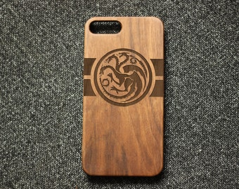 Game of the thrones phone 7 case,dragon iphone 6 case,wood iphone 7 plus case,wood iphone 6S case, iphone 7 case,iphone 5s case