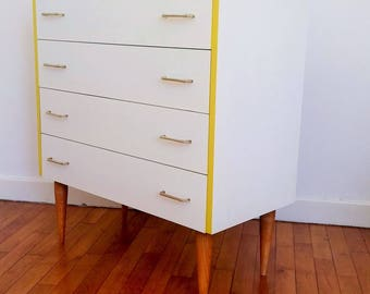 """The euphoric"" vintage Dresser"