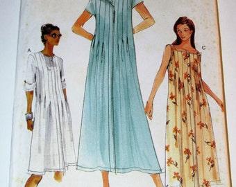 Vogue 7019 Misses A-Line Dress  Sewing Pattern Sizes 8 10 12 UNCUT