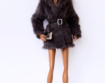Barbie clothes - Sale - Barbie winter coat, Barbie jacket