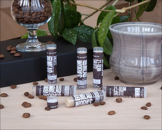810 Meadworks 21-Bean Salute Mead Infused Lip Balm by Cire d'Abeille™
