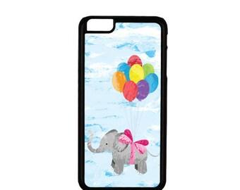 Elephant balloons phone case, case, phone case, iphone case, iphone 5s, iphone 6,  iphone 7, iphone 4, samsung galaxy, samsung galaxy s7