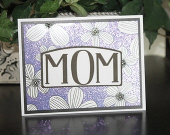 MOM Mother's Day Card - Free Shipping - Item# HGMC1103