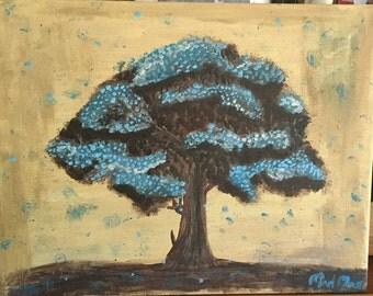 Abstract Magic Tree