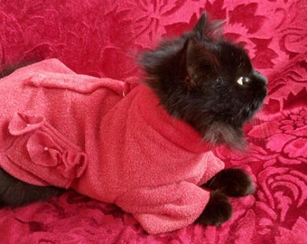Cat Pyjamas - Soft & cuddly pyjamas for those cats that get cold