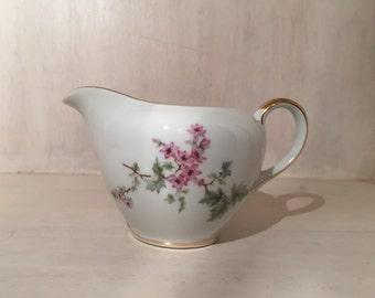 Vintage Petit Rose 8558 Creamer