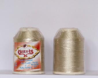 oya Turkish lace crochet polyester no50 thread color 512 Özen Is haakgaren for needle no 21 / 0,55 - 20 gr