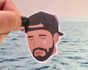 Sad Rapper Sticker