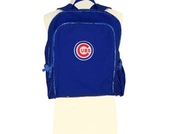 Chicago Cubs Backpack