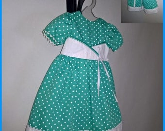 My Life Polka dot Dress