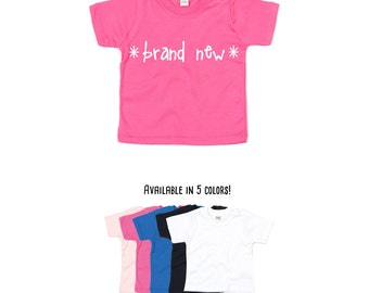 Brand new baby shirt, take home outfit, take home shirt, newborn shirt, new baby shirt, baby shower gift, baby first shirt, stars shirt