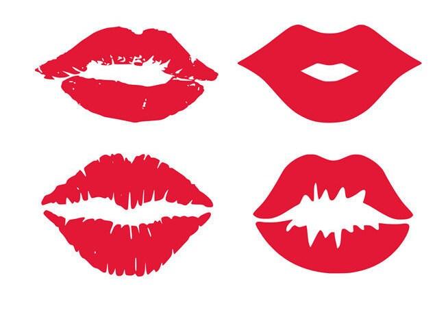 Download Lips svg kiss svg svg lips svg kisses svg dxf cricut