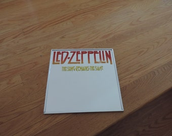 MIRROR-Led Zeppelin - Vintage-Collection-The song remains the same