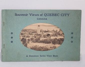 Souvenir Views of Quebec City