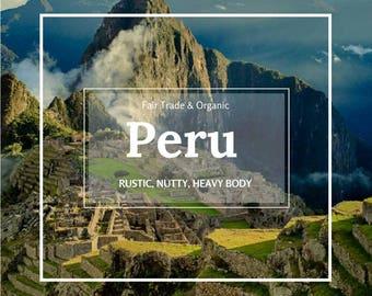 Fair Trade and Organic Peru