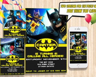 il_340x270.1190361776_2r67 lego batman invitations etsy,Lego Batman Movie Invitations