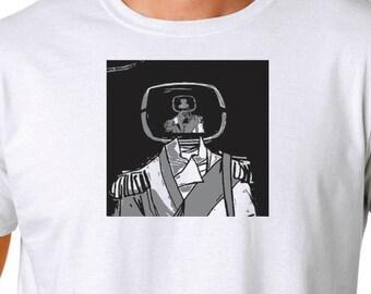 Saga Prince Robot T Shirt