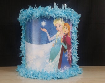 Frozen: Anna and Elsa Party Piñata