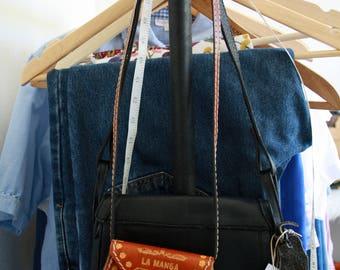 Teeny Tiny Leather Bag