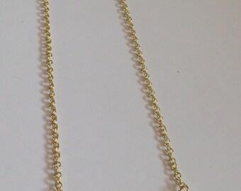 22q Love Long Bar Necklace