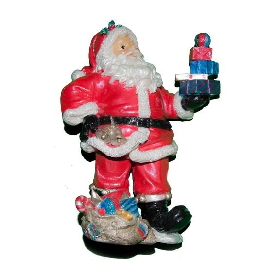 Table Top Santa Clause Figurine