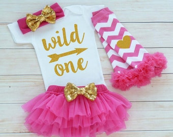 Baby Girl Bodysuit, First Birthday Girl, Cake Smash Outfit, 1st Birthday Girl Shirt, First Birthday Outfit Girl, Girls First Birthday Outfit