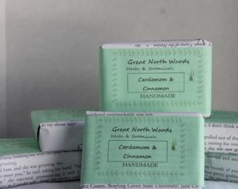 Cardamom and Cinnamon Soap