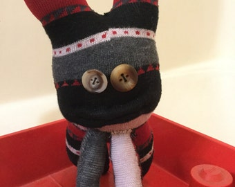 Jeremy - silly sock creature